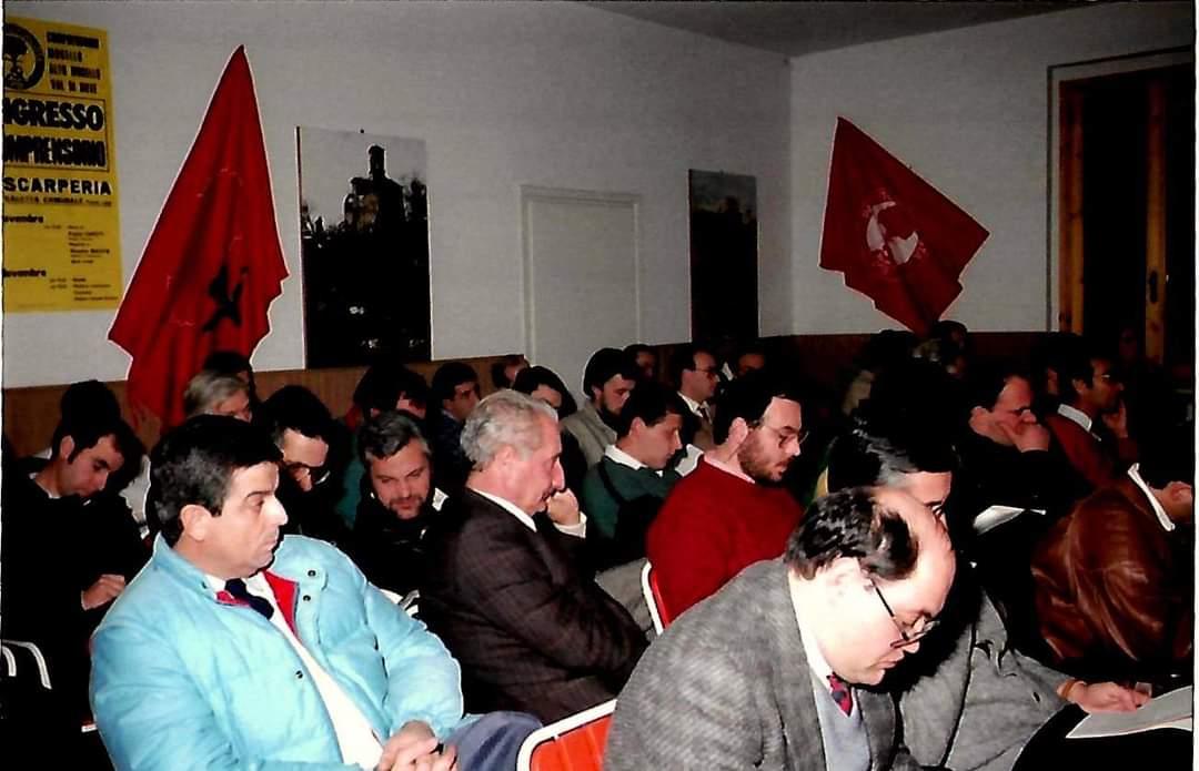 Ricordo di Giuliano Biancalani Socialista esemplare