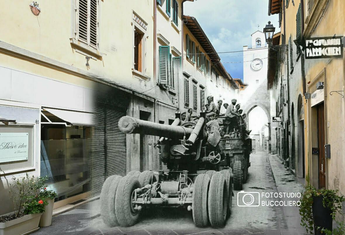 Foto di Borgo Ieri e oggi