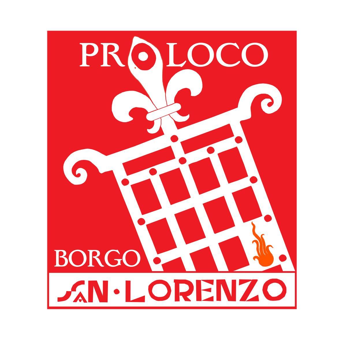 Logo Pro Loco Borgo San Lorenzo