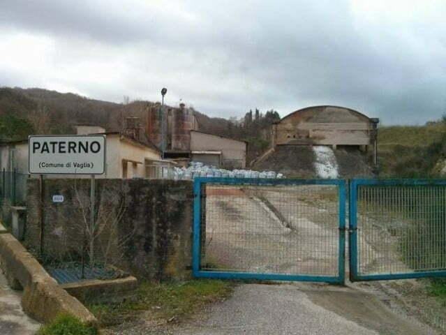 Vaglia - Ex cava Paterno. Condanna confermata in appello