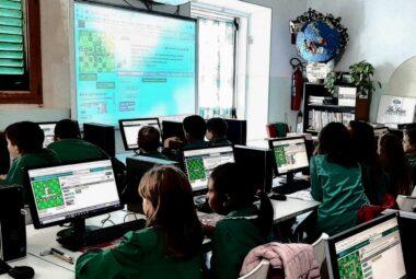 ValdiSieve Alla scuola Giuntini l'open day in Virtual Tour