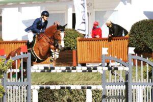 Andrea Torelli del Riding Club Mugello