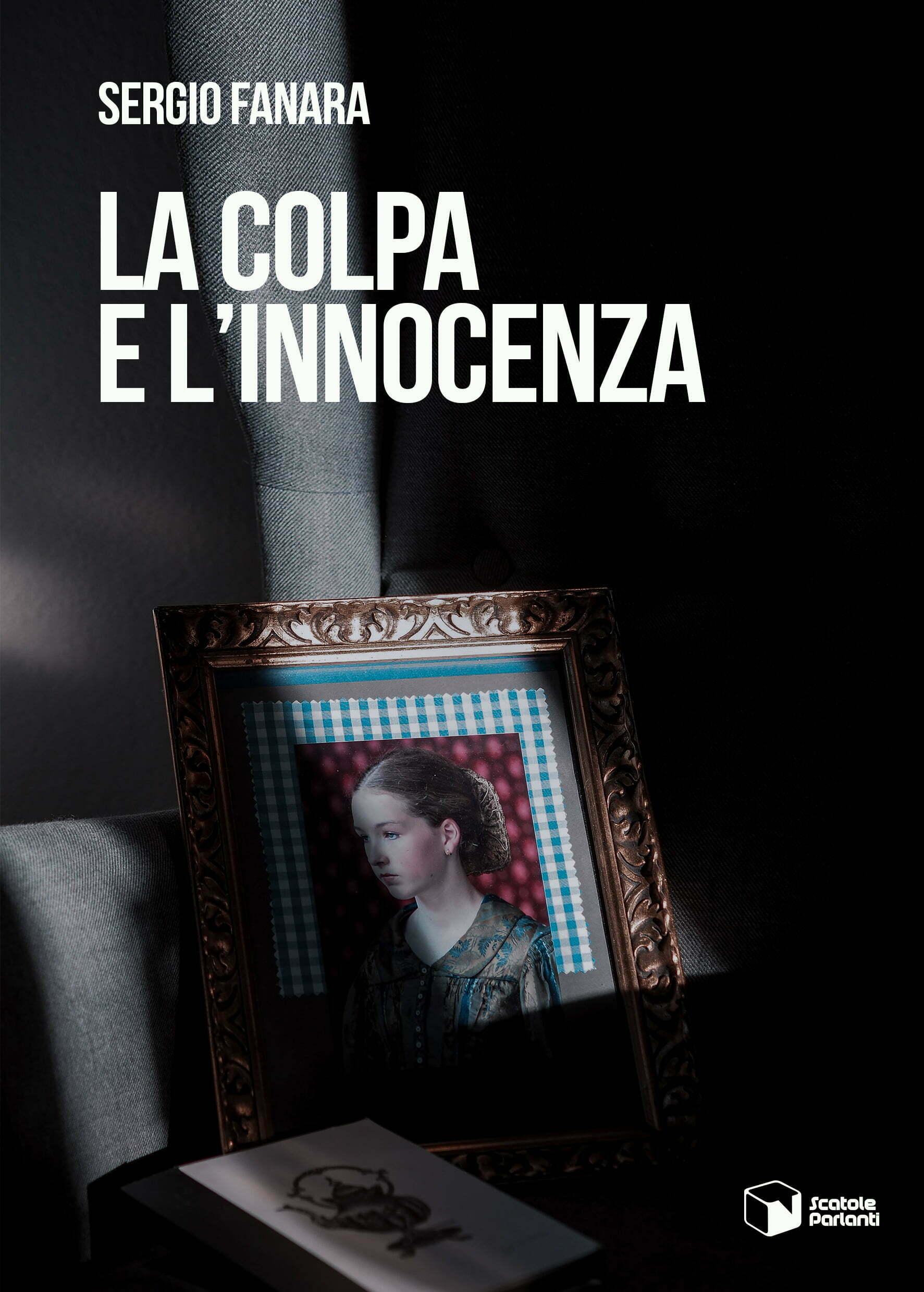 """Copertina """"La colpa e l'innocenza"""""""