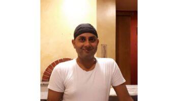 Kumar, Pizzaiolo Osteria del Galletto