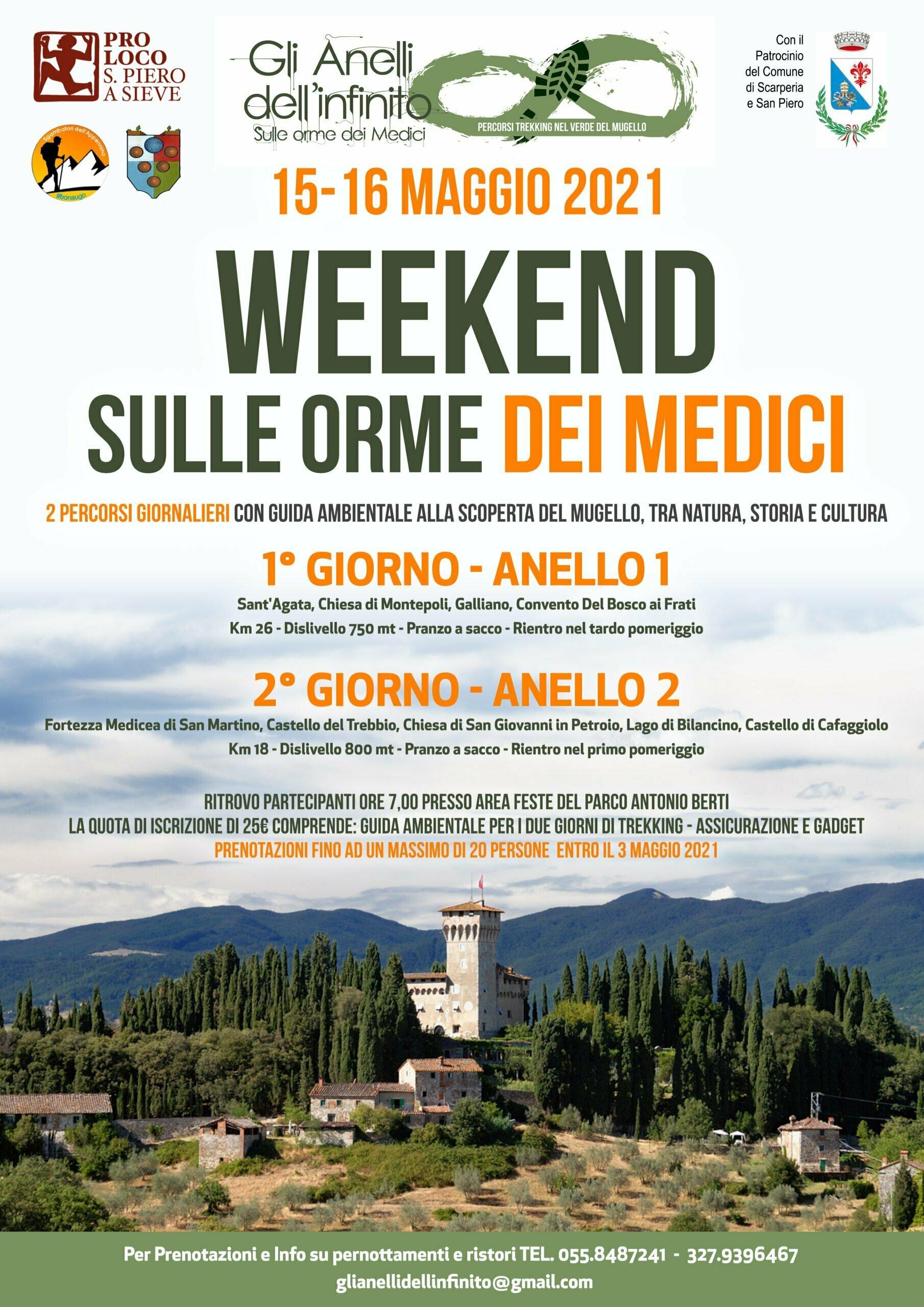 Locandina Medici Weekend
