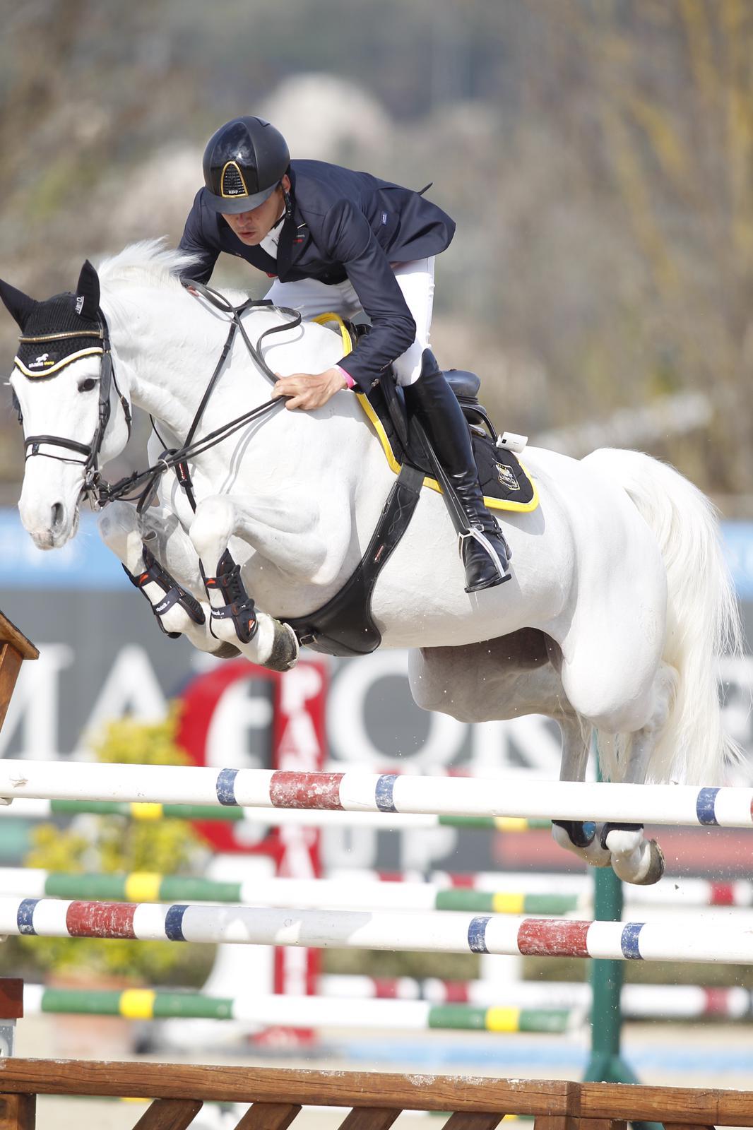 Lorenzo Triarico del Riding Club Mugello