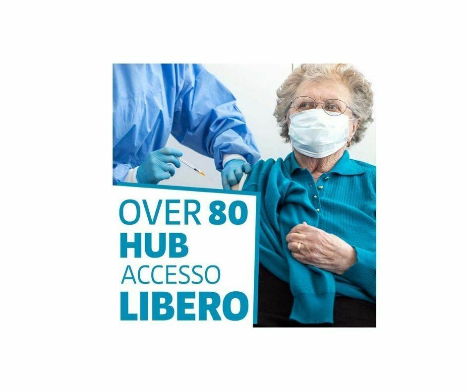 Over 80 hub Accesso libero