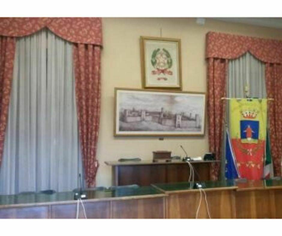 Aula Consiglio comunale di Borgo San Lorenzo