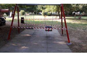 Degrado Parco Pertini
