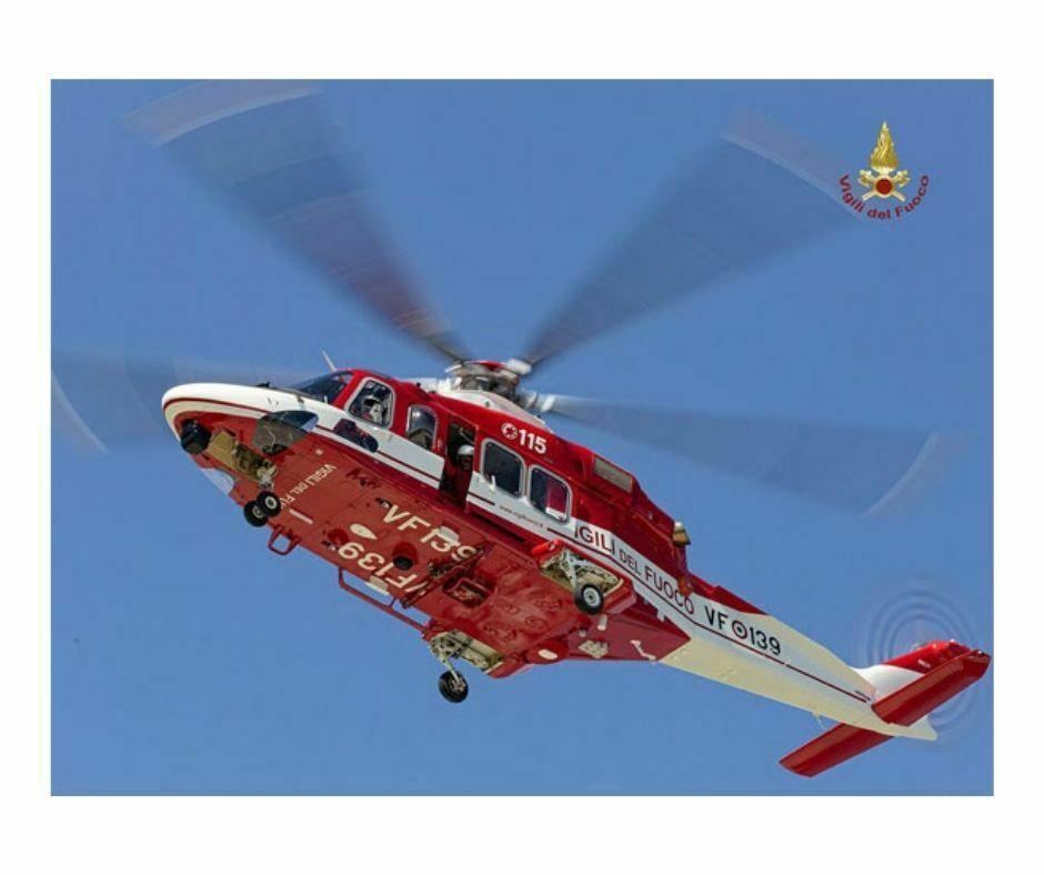 Elicottero Drago Vigili del Fuoco_b