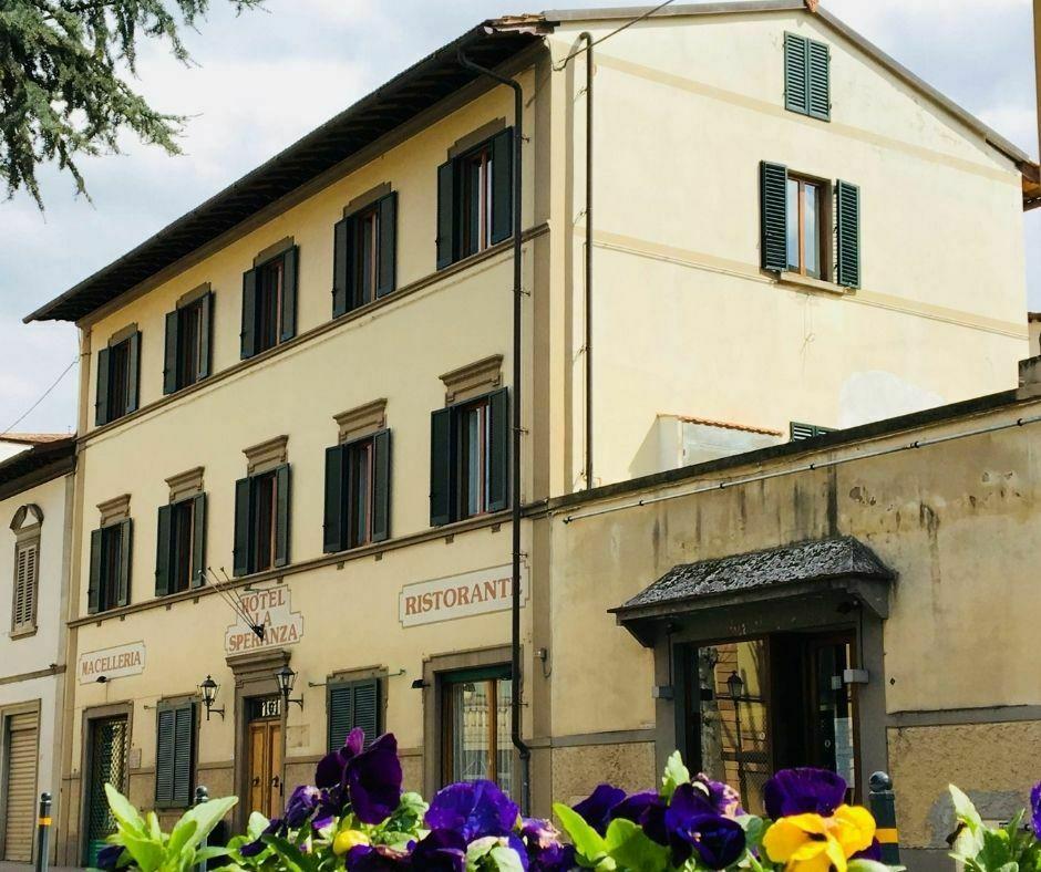 Hotel La Speranza Rufina