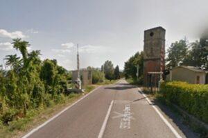Passaggio a livello Borgo-Ronta
