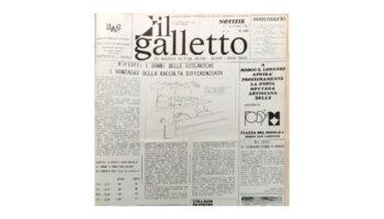 Prima Pagina de Il Galletto