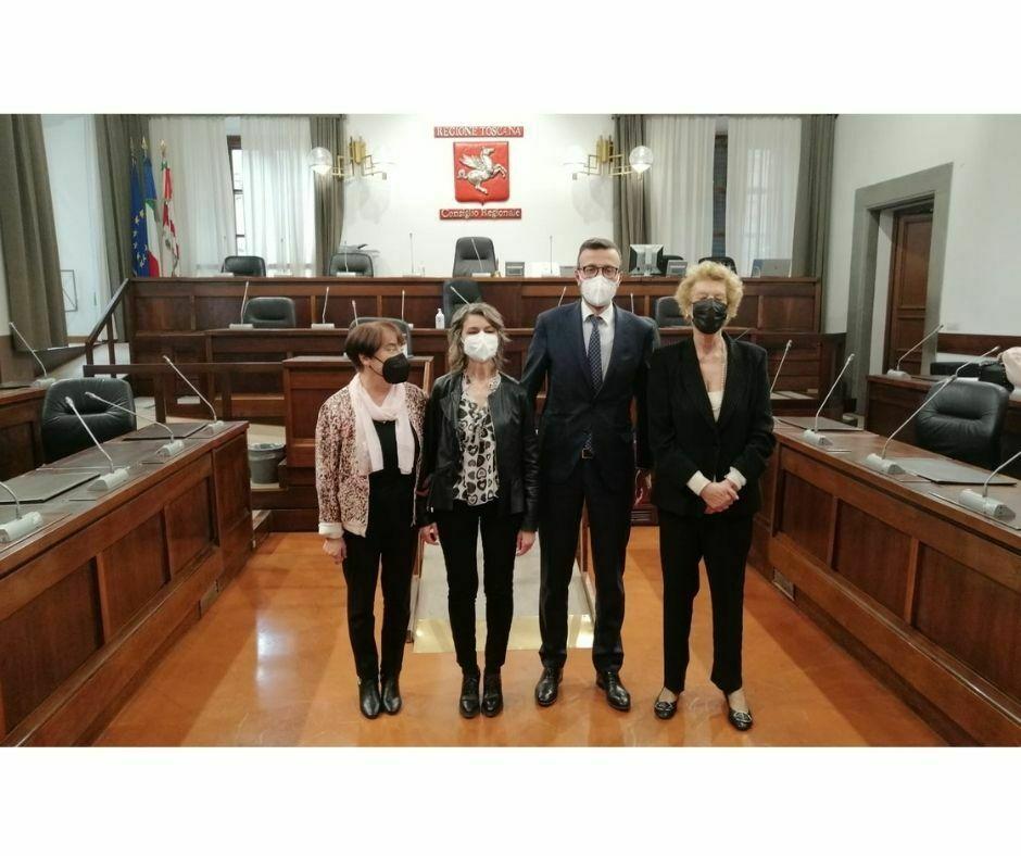 Ufficio Presidenza CRPO