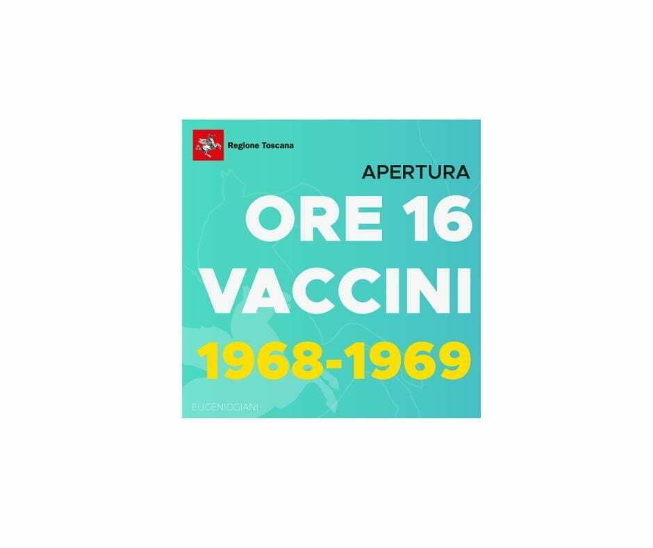 Vaccini 1968-1969