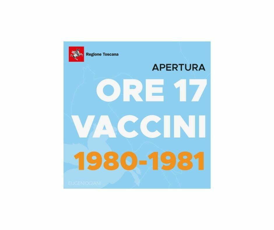 Vaccini 1980-1981