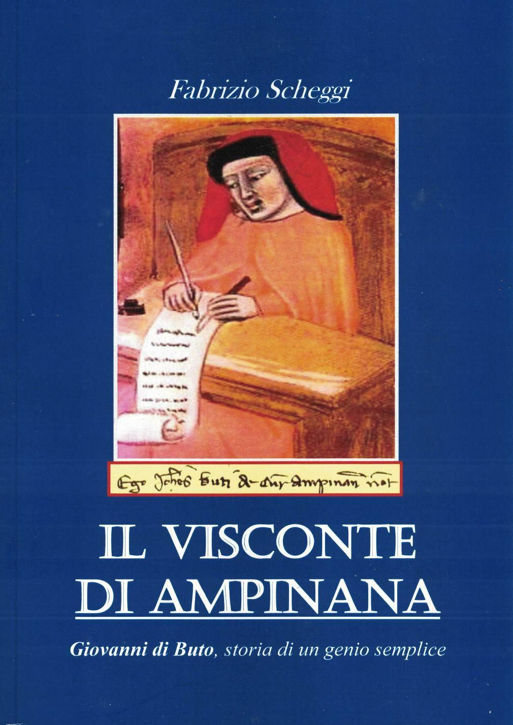 1-libro IL VISCONTE DI AMPINANA