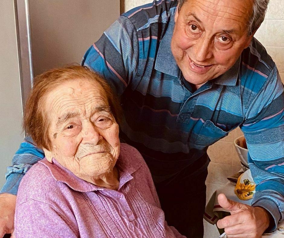 100 anni Olema