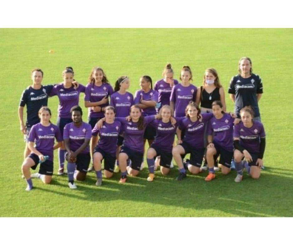 Athena portiere Fiorentina Primavera