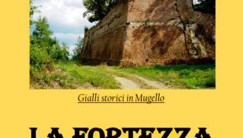 Copertina del libro di Fabrizio Scheggi La Fortezza dei Misteri