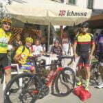 Da Borgo a Pinarella in bici_e