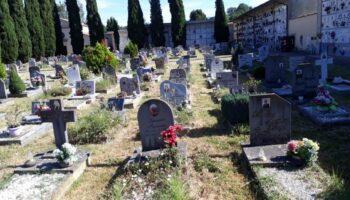 Erba Cimitero Borgo
