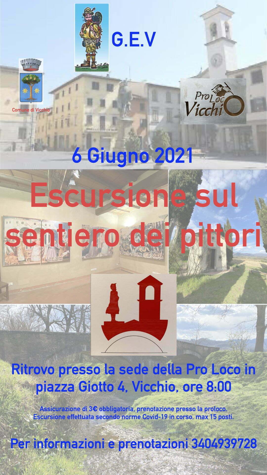 Escursione GEV Pro Loco