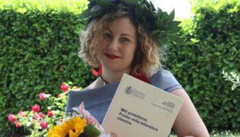Margherita Di Pisa laureata
