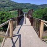 Passerella pedonale Piandrati - Dicomano