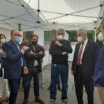 Renzo Berti Paolo Morello Michele Mezzacappa Filippo Campa Eugenio Giani Federico Ignesti