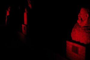Statue rosse - Antonio Berti