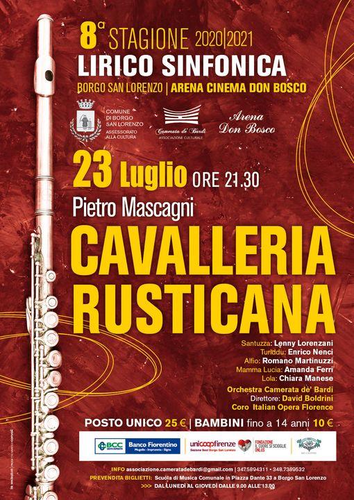 Loc. Cavalleria Rusticana