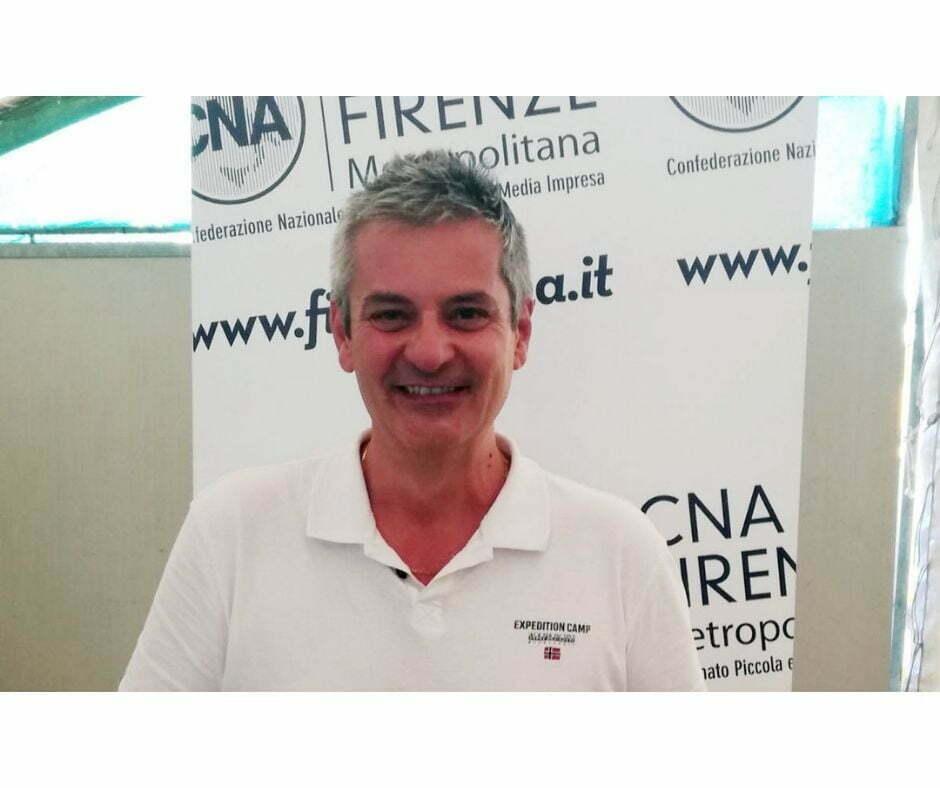Massimo Capecchi, Presidente CNA Mugello
