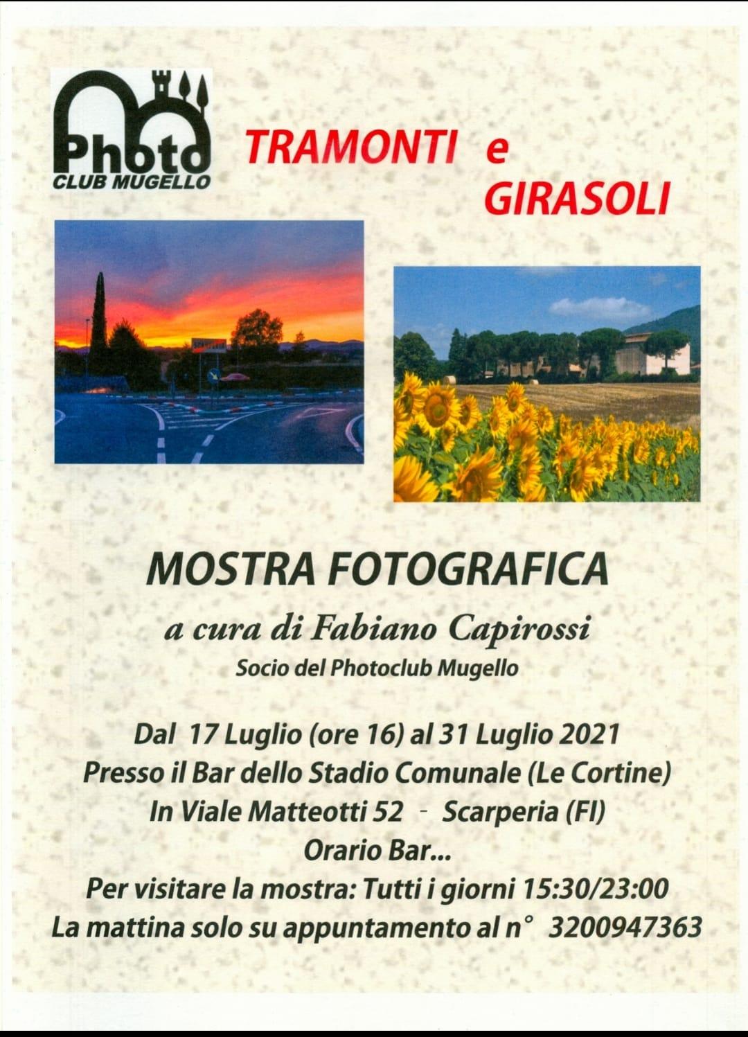 Mostra Fotografica di Fabiano Capirossi