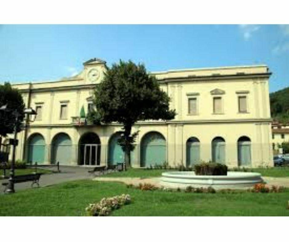 Piazza della Repubblica - Dicomano