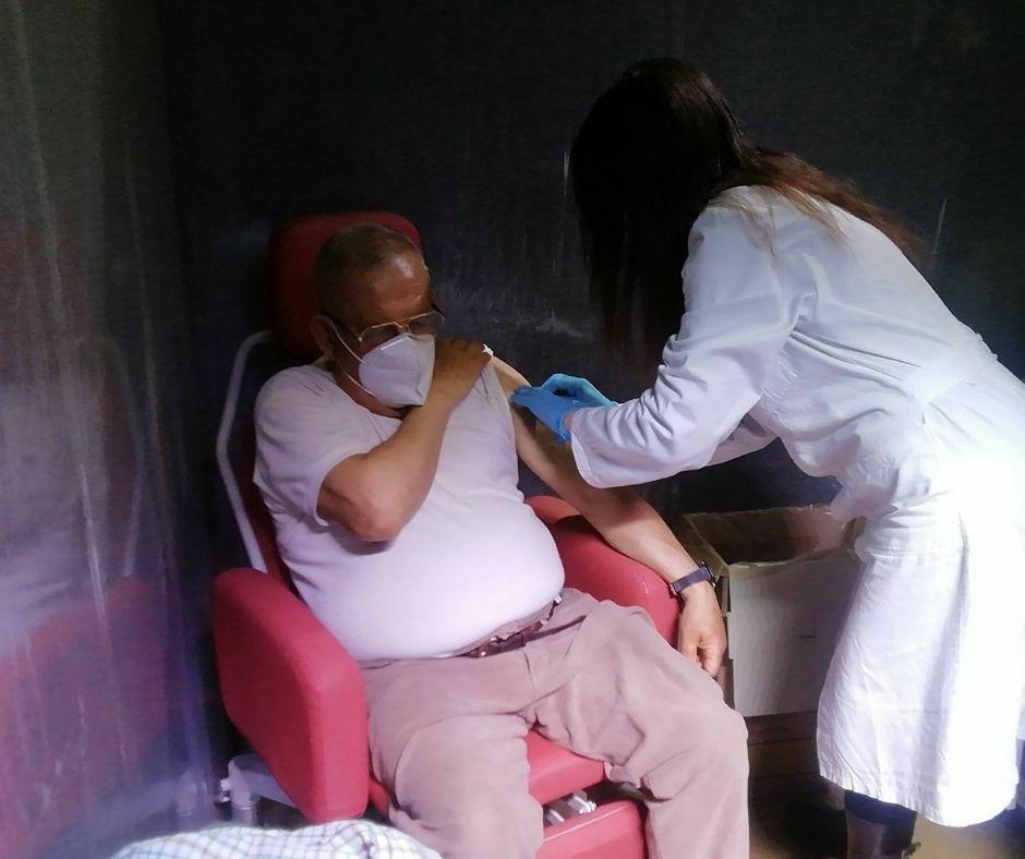 Vaccinazione Cavasicci