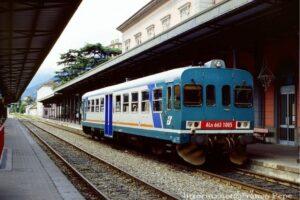 Vecchio treno ALn 663_b