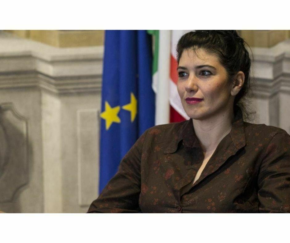 Vicesindaca Cristina Becchi