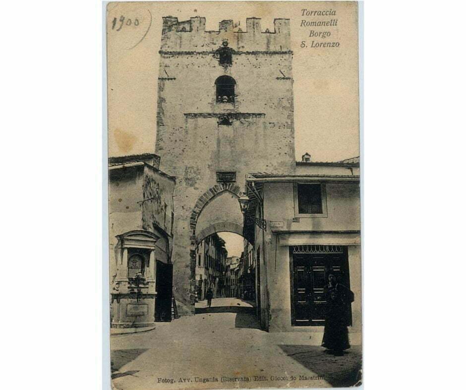 1 Torraccia Romanelli Borgo San Lorenzo