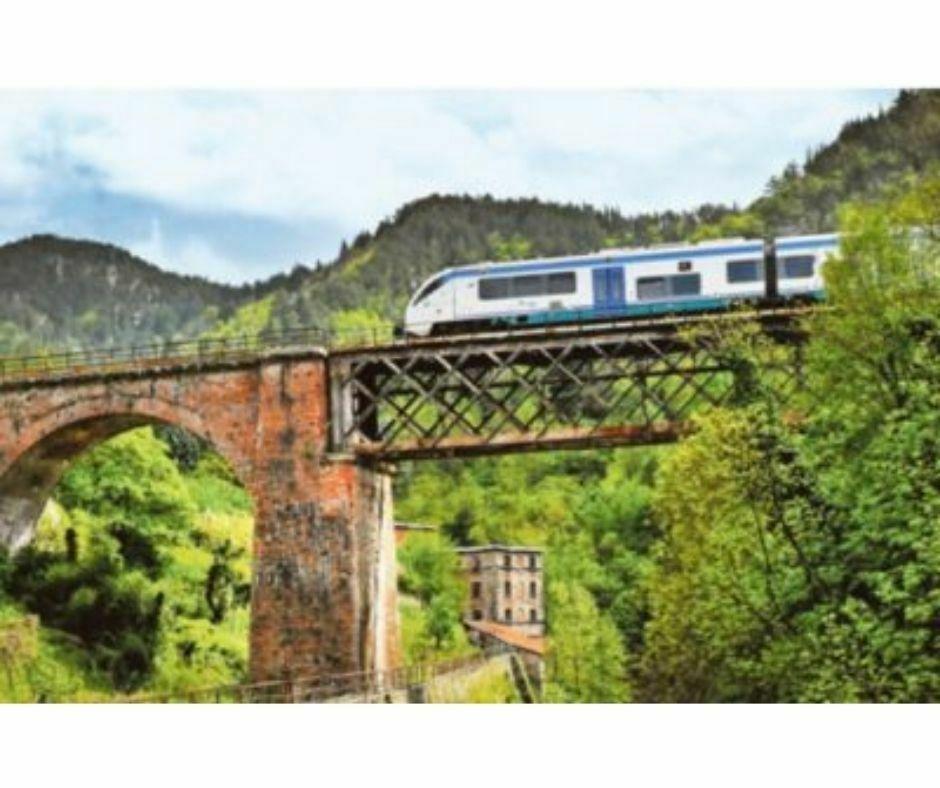 Ponte sul Rio del Salto - Marradi