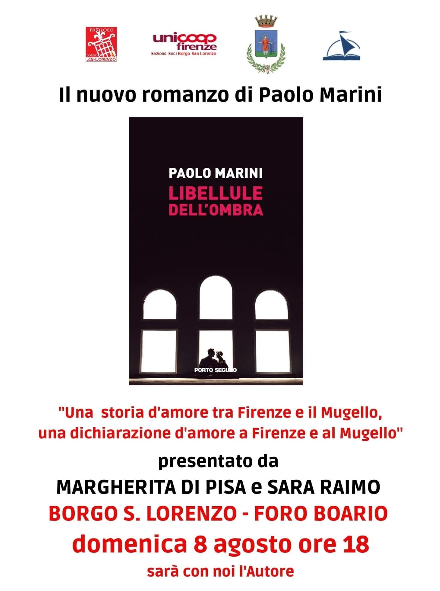 Presentazione libro Marini a Borgo