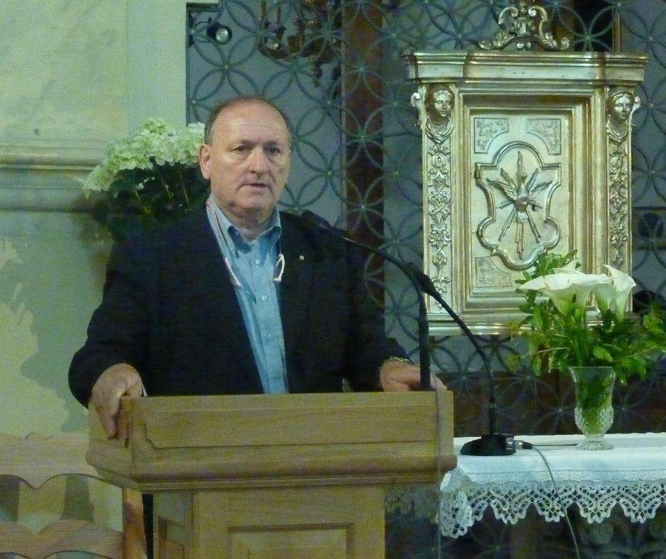 Rodolfo Ridolfi, Garante per la Terza Età - Palazzuolo