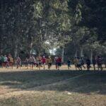 Corsa lungo Sieve