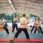 Dimostrazione karate