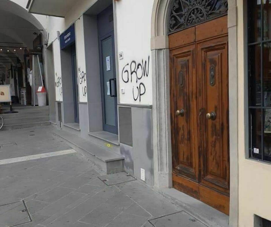 Graffiti a Barberino