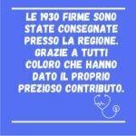 Grazie a tutti firme Guardia medica - Firenzuola (2)