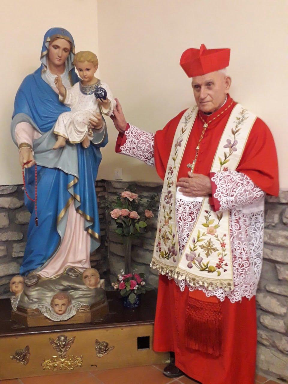 Il Cardinal Simoni a Palazzuolo