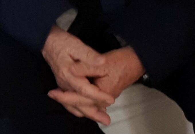 Le mani di Don Poggiali
