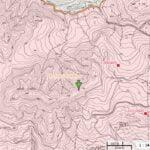 Mappa Monte Ceceri