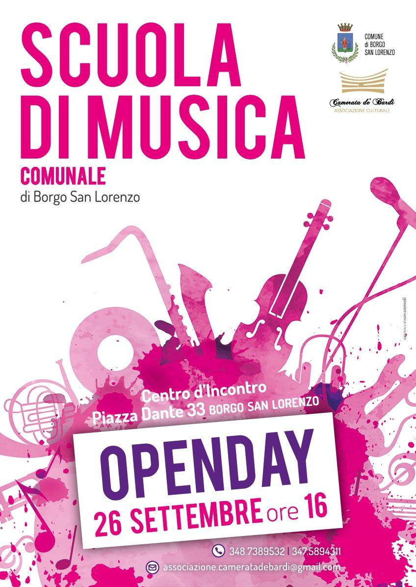 Open Day Scuola comunale Musica - Bsl